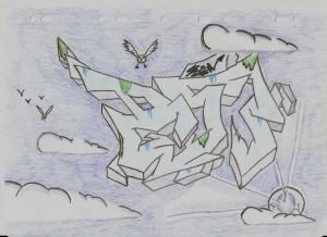 Le premier graff dans Graffs en tout genre the-first2-300x218